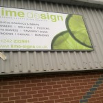 Lime Design - Bespoke Advertising Signage